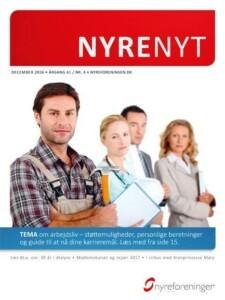 NyreNyt 4-forside