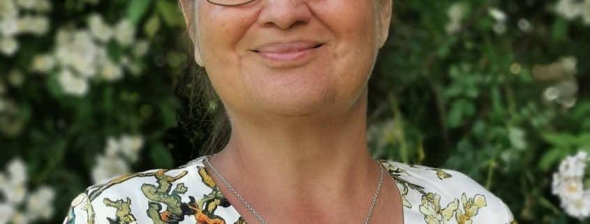 Malene Madsen, Næstformand i Nyreforeningen