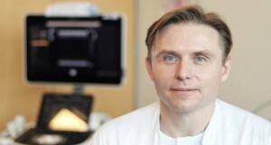 Overlæge Brian Lindegaard Pedersen