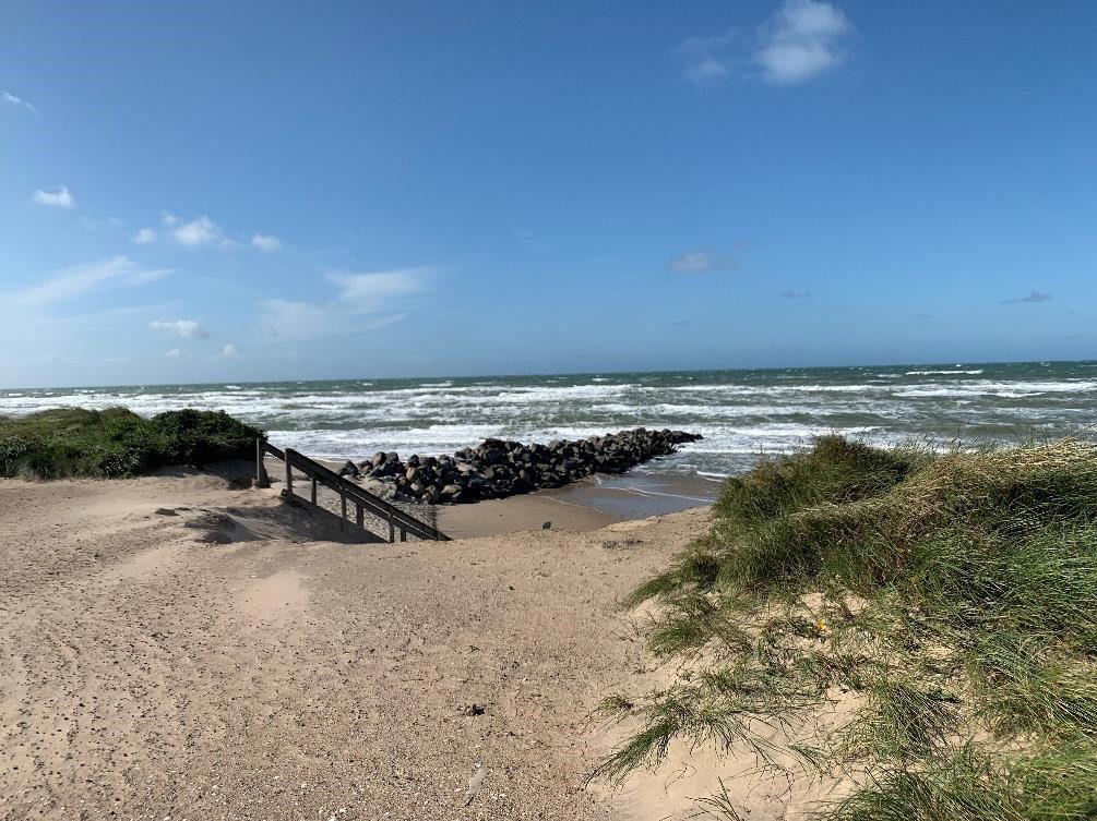 Strand ved Skallerup